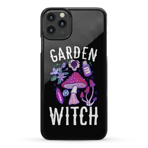 Garden Witch Phone Case