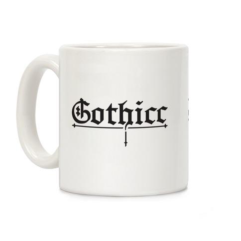 Gothicc Coffee Mug