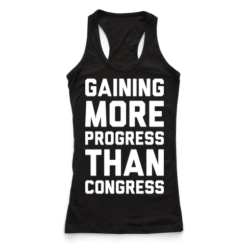 Gaining More Progress Than Congress