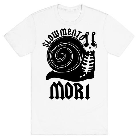 Slowmento Mori Snail T-Shirt