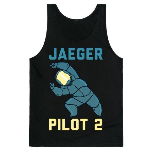 Jaeger Pilot 2 (1 of 2 Pair) Tank Top