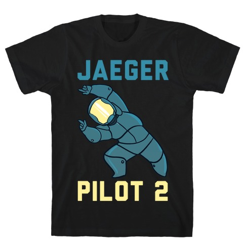 Jaeger Pilot 2 (1 of 2 Pair) T-Shirt
