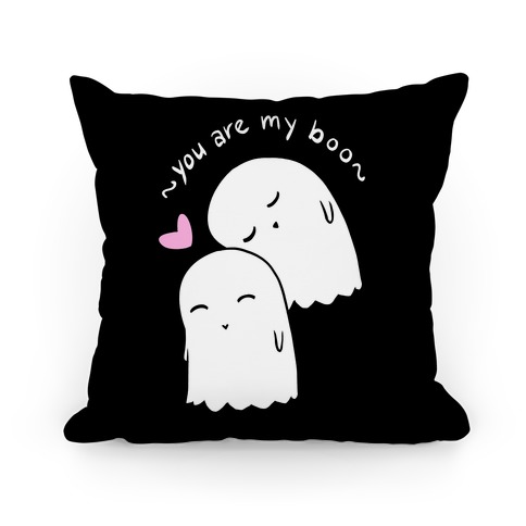 You Are My Boo Pillow