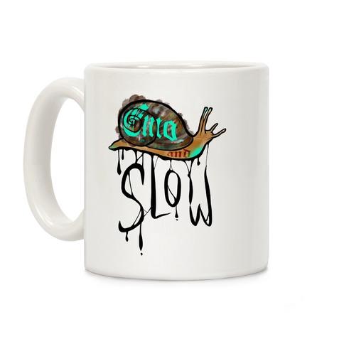 Emo and Slow Coffee Mug