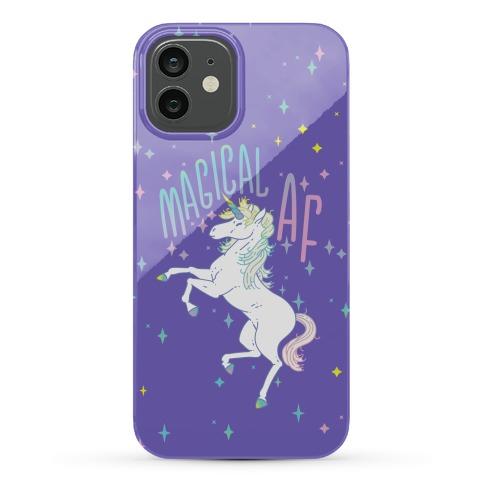 Magical AF Unicorn Phone Case