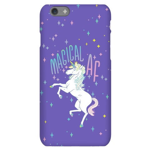 Magical AF Unicorn Phone Case