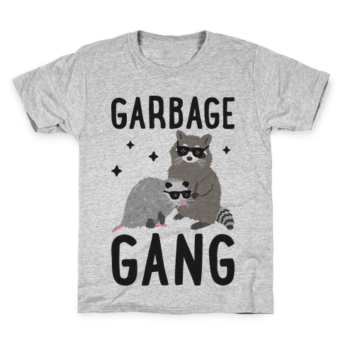 Garbage Gang Kids T-Shirt