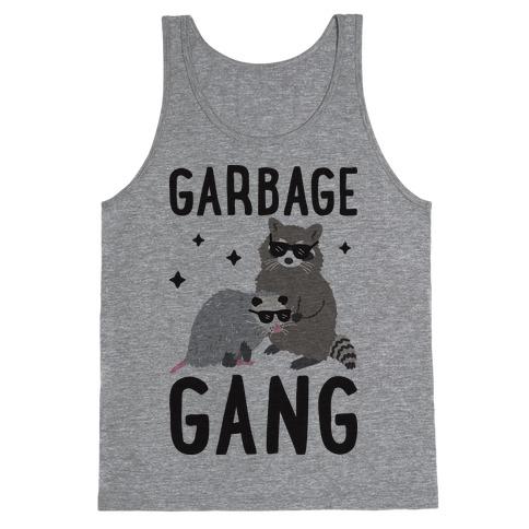 Garbage Gang Tank Top