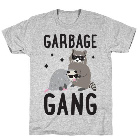 Garbage Gang Mens/Unisex T-Shirt
