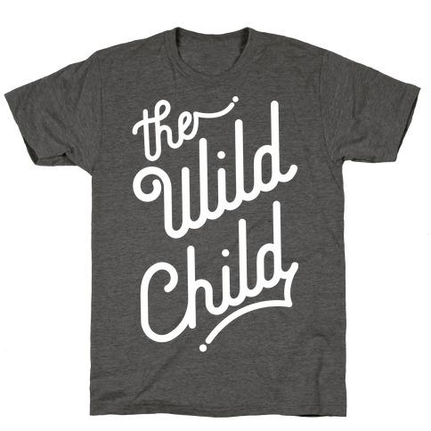 The Wild Child White T-Shirt