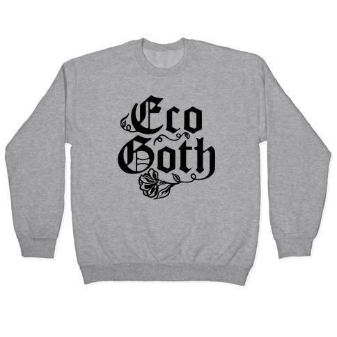 Eco Goth Pullover