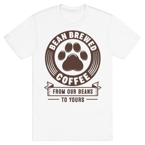 Bean Brewed Coffee T-Shirt