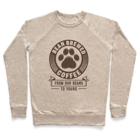 Bean Brewed Coffee Pullover