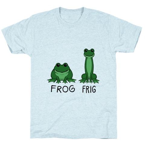 Frog, Frig T-Shirt