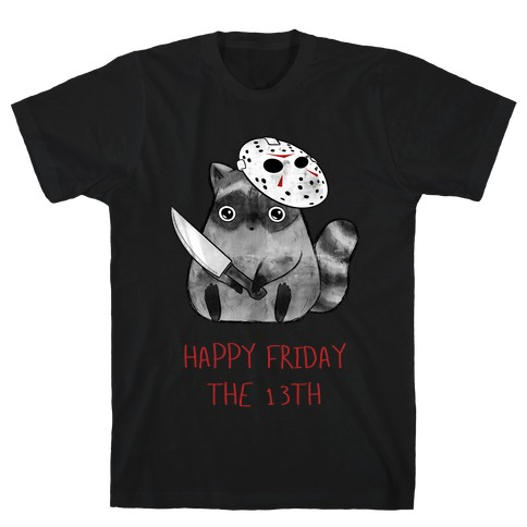 Happy Friday The 13th T-Shirt