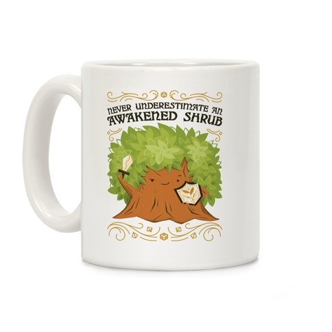 Awakened Shrub Coffee Mug