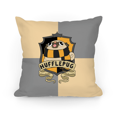 Hufflepug Pillow