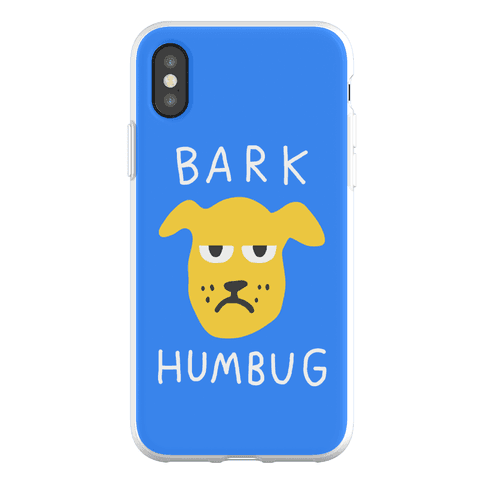 Bark Humbug Phone Flexi-Case