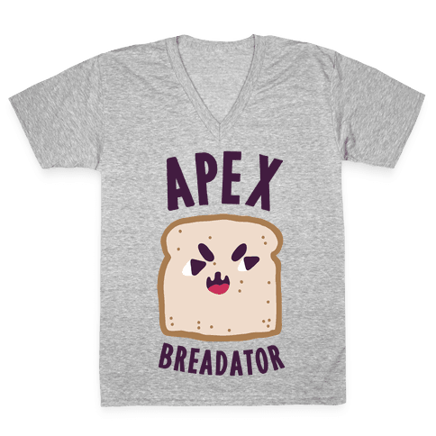 Apex Breadator V-Neck Tee Shirt