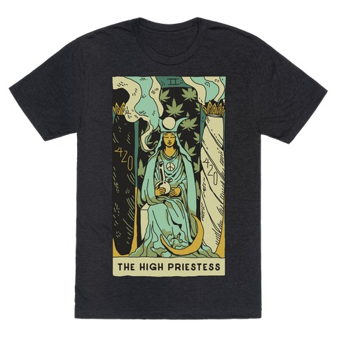 The High Priestess  T-Shirt