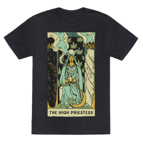 The High Priestess Mens/Unisex T-Shirt