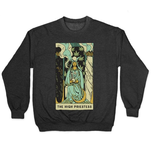 The High Priestess  Pullover