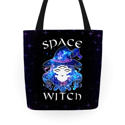 Space Witch Tote