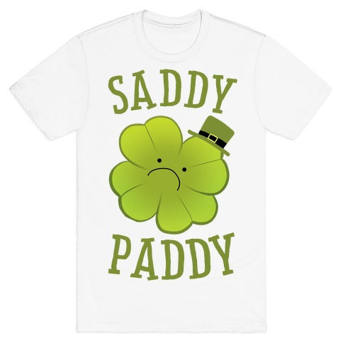 Saddy Paddy T-Shirt