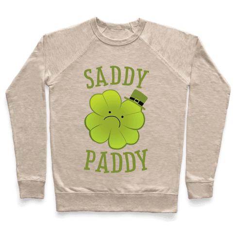 Saddy Paddy Pullover