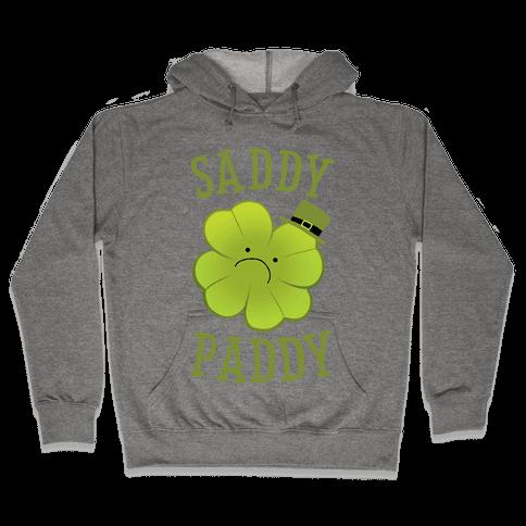 Saddy Paddy Hooded Sweatshirt