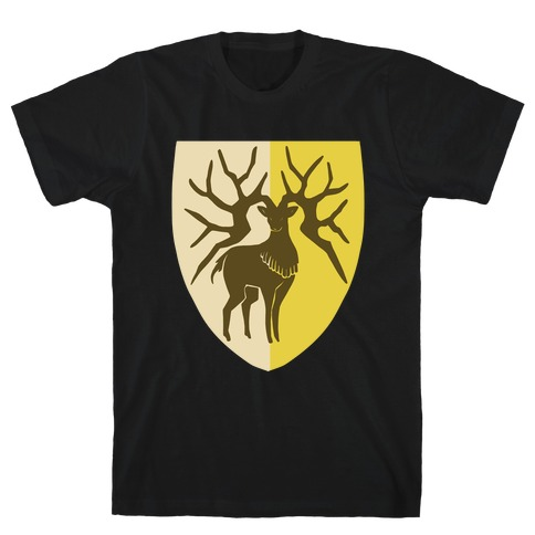 Golden Deer Crest - Fire Emblem T-Shirt