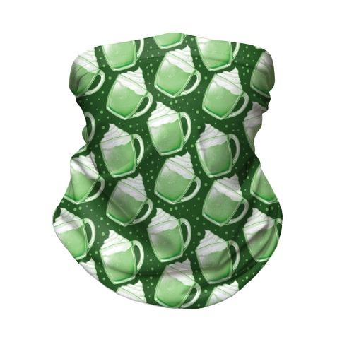 Matcha Pattern Neck Gaiter