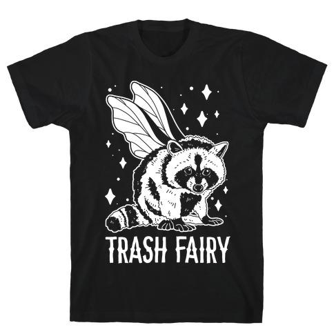 Trash Fairy Mens/Unisex T-Shirt