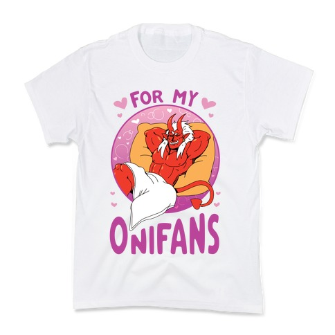 For My Onifans Kids T-Shirt