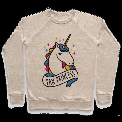 Pan Princess Unicorn Pullover