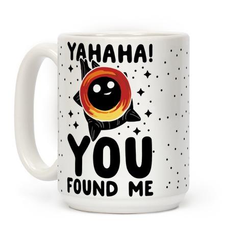 Yahaha! You Found Me! - Black Hole Coffee Mug