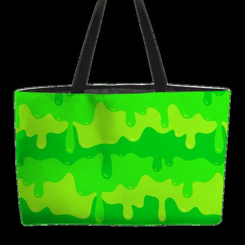 Green Slime Weekender Tote