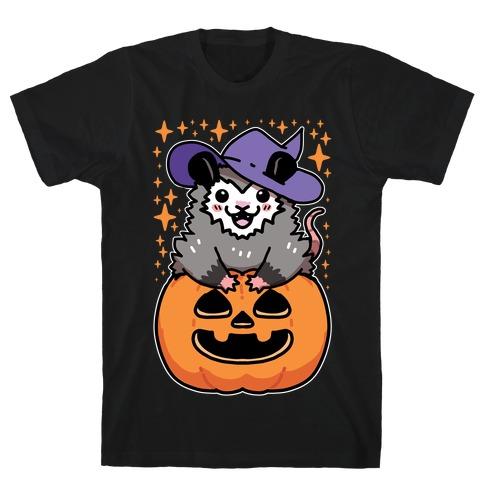 Cute Halloween Possum T-Shirt