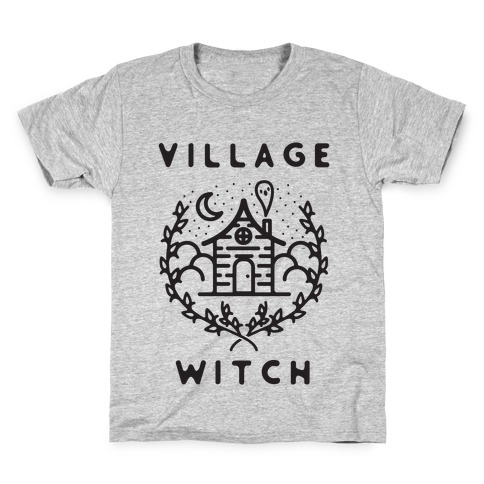 Village Witch Kids T-Shirt