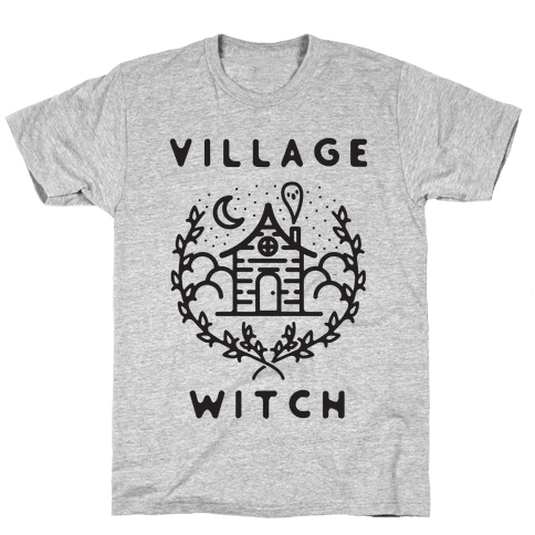 Village Witch Mens/Unisex T-Shirt