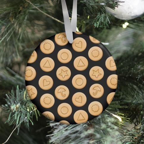 Dalgona Cookies Ornament