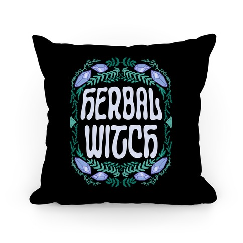 Herbal Witch Pillow