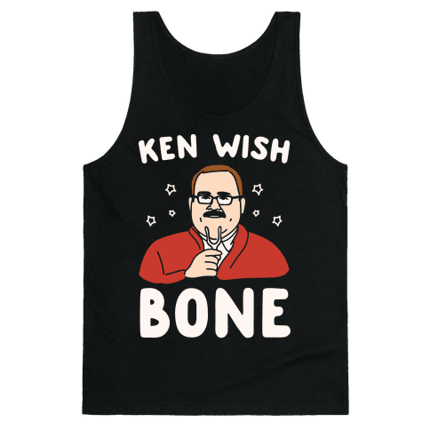 Ken Wish Bone Tank Top