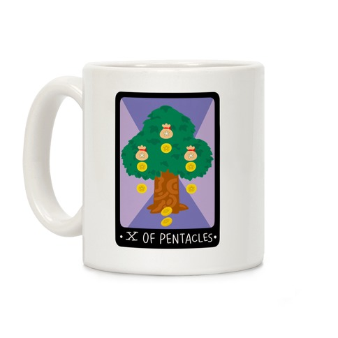 Money Tree Coffee Mug