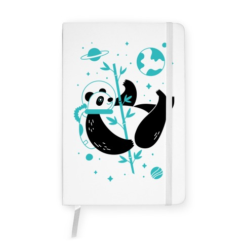 Space Panda Notebook