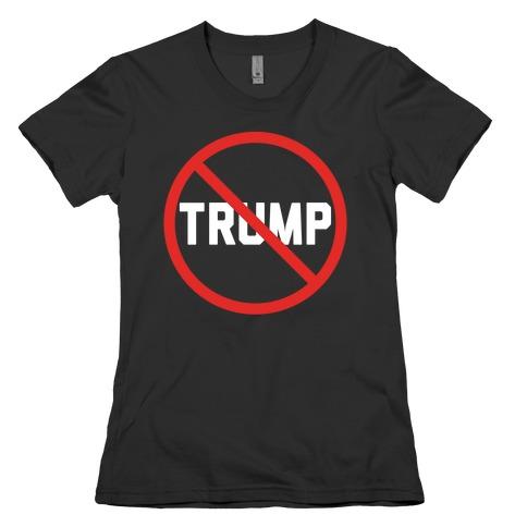 No Trump Womens T-Shirt