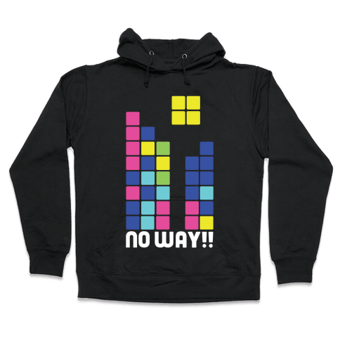 No Way Futaba Hooded Sweatshirt