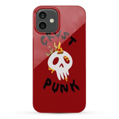 Crust Punk Phone Case