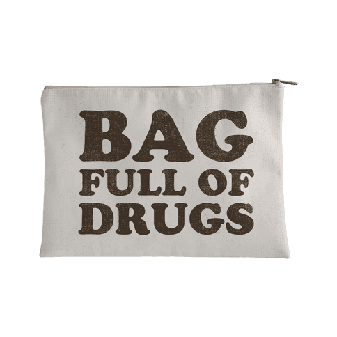 Bag Full of Drugs Accessory Bag