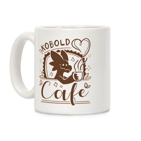 Kobold Cafe Coffee Mug